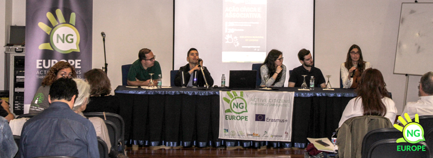 First Multiplier Event of the NGEurope project