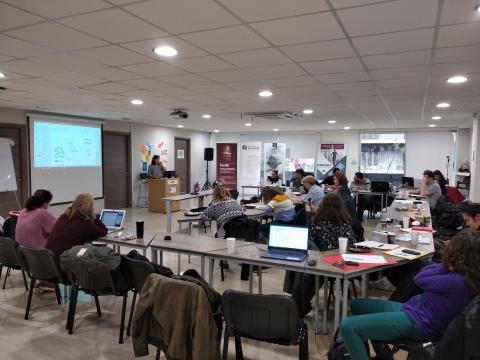 Το δεύτερο Εκπαιδευτικό Πρόγραμμα του έργου NGEurope